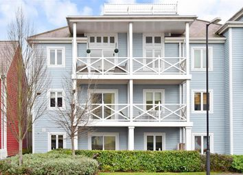 Thumbnail 2 bed flat for sale in Lambe Close, Holborough Lakes, Snodland, Kent