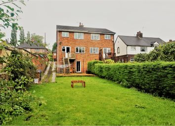 Thumbnail 3 bed semi-detached house for sale in Burton Street, Leek