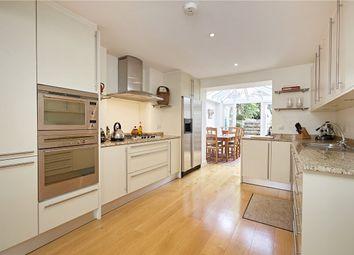 Thumbnail 5 bed terraced house for sale in Abingdon Villas, Kensington, London