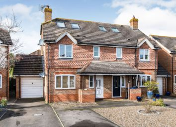 4 bed semi-detached house for sale in Marina Close, Chertsey KT16