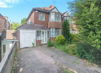 Thumbnail 3 bed semi-detached house for sale in Cole Valley Road, Birmingham