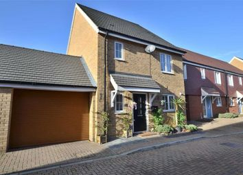 Thumbnail 3 bed link-detached house for sale in Six Bells Lane, Aston Vale, Stevenage, Herts
