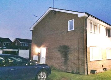 Thumbnail 1 bed flat for sale in Stadmoor Court, Chellaston, Derby