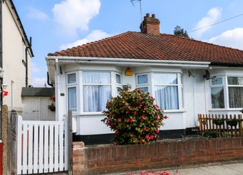 Thumbnail 2 bed semi-detached bungalow for sale in Beaumont Avenue, Sudbury