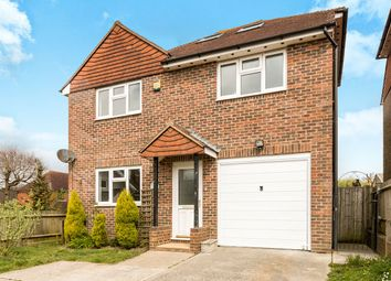 Thumbnail 4 bed detached house for sale in Chapel Lane, Westfield, Hastings