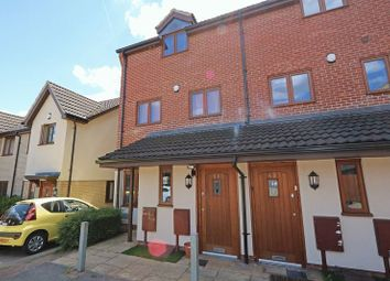Thumbnail 3 bed maisonette for sale in Laxfield Drive, Broughton, Milton Keynes