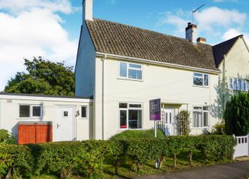 Thumbnail 3 bed semi-detached house for sale in Tally Ho Corner, Colchester