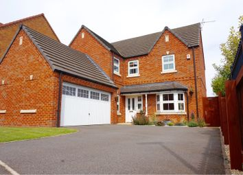Thumbnail 4 bed detached house for sale in Fusilier Way, Kirton Lindsey, Gainsborough