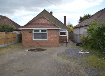 Thumbnail 3 bed bungalow to rent in Manor Lane, Dovercourt, Harwich