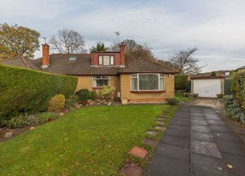 Thumbnail 3 bedroom semi-detached bungalow for sale in 33 Drum Brae Avenue, Edinburgh
