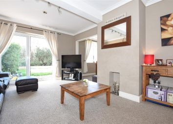 Thumbnail 3 bed semi-detached house for sale in Malmstone Avenue, Merstham, Redhill