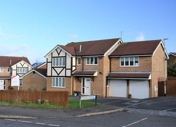 Thumbnail 5 bed detached house for sale in Medway Drive, Wellingborough