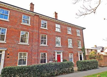 Thumbnail 4 bed town house for sale in St. Anthonys Crescent, Ipswich