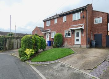 Thumbnail 3 bed semi-detached house for sale in Ledsham Court, Elsecar, Barnsley