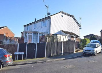 Thumbnail 1 bed terraced house for sale in Willow Rise, Downswood, Maidstone