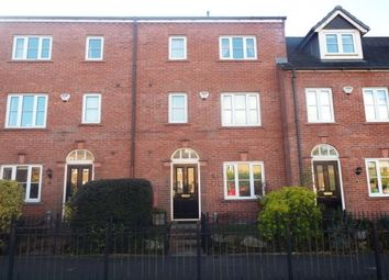Thumbnail 4 bed town house to rent in Hallbridge Gardens, Bolton