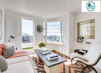 Thumbnail 2 bed flat for sale in Dorchester Court, Colney Hatch Lane, Muswell Hill, London