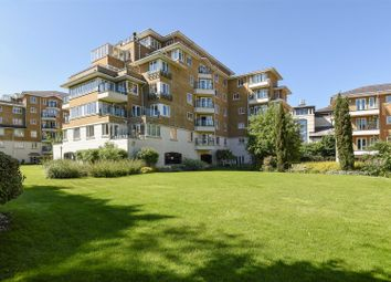 Thumbnail 4 bed flat for sale in Strand Drive, Kew, Richmond