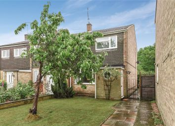 Thumbnail 3 bedroom end terrace house for sale in Southwark Close, Yateley, Hampshire