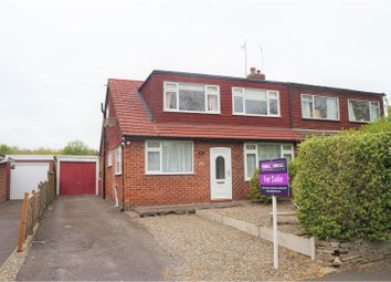 Thumbnail 3 bed semi-detached house for sale in Tilley Road, Shrewsbury