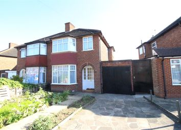Thumbnail 3 bed semi-detached house to rent in Tewkesbury Gardens, London