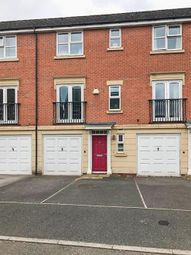 Thumbnail 3 bed terraced house for sale in Avalon Drive, Chellaston, Derby