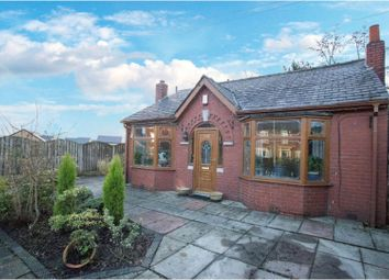 Thumbnail 2 bed detached bungalow for sale in North Road, Atherton
