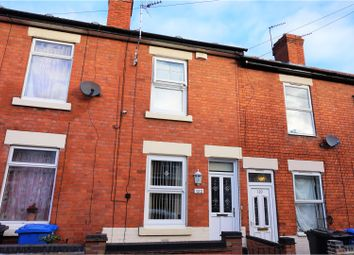 Thumbnail 2 bedroom terraced house for sale in Crewe Street, Derby