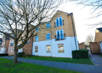 Thumbnail 2 bed flat for sale in Harvest End, Watford, Hertfordshire