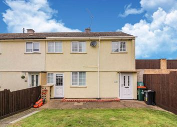 Thumbnail 3 bed end terrace house for sale in Howard Close, Newport