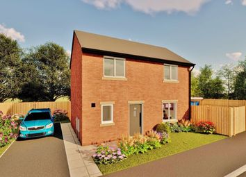 Thumbnail 2 bed detached house for sale in Wells Lane, Wombwell, Barnsley