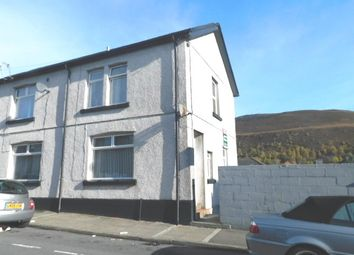 Thumbnail 3 bed semi-detached house to rent in Eleanor Street, Tonypandy