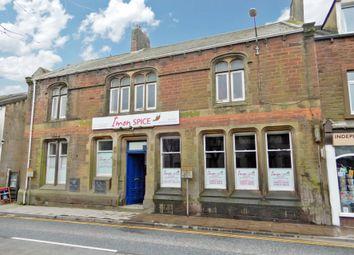 Thumbnail Retail premises for sale in 30 King Street, Aspatria, Cumbria