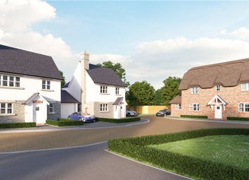 Thumbnail 3 bed detached house for sale in East Farm Lane, Owermoigne, Dorchester, Dorset