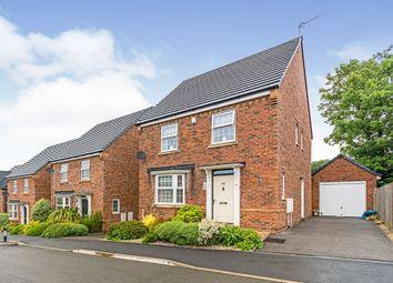 Thumbnail 4 bed detached house for sale in Ffordd Maendy, Sarn, Bridgend