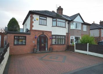 Thumbnail 3 bed semi-detached house for sale in Laburnum Avenue, Audenshaw, Manchester, Greater Manchester