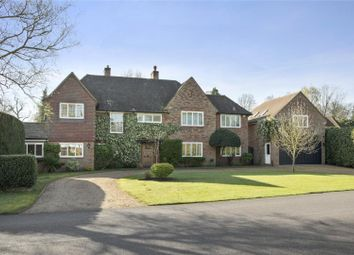 Thumbnail 4 bed detached house for sale in Ashley Drive, Walton-On-Thames, Surrey