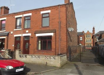 Thumbnail 2 bed end terrace house to rent in Pagefield Street, Wigan