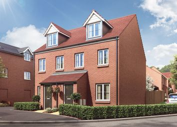 """3 bed terraced house for sale in """"The Souter """" at Hatfield Road, St Albans AL4"""