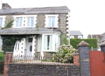 Thumbnail 3 bed end terrace house for sale in Mill Road, Caerphilly