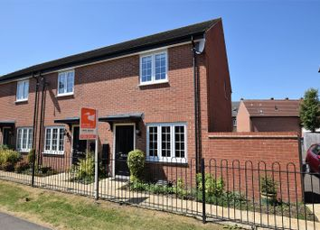 Thumbnail 2 bed end terrace house for sale in Coleridge Way, Oakham