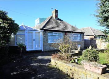 Thumbnail 3 bed detached bungalow for sale in Highfield Road, Bradford