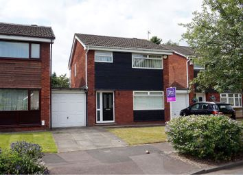 3 bed link-detached house for sale in Sandbrook Way, Manchester M34