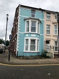 Thumbnail 1 bed flat to rent in Flat 6, 43 Virginia Road, New Brighton