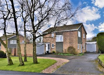 Thumbnail 4 bed detached house for sale in Park Road, Ketton, Stamford