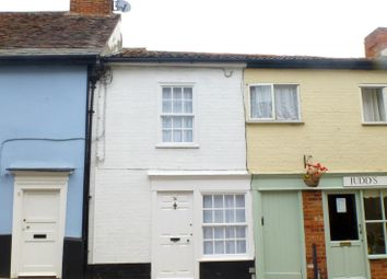 Thumbnail 2 bed terraced house to rent in New Houses, The Street, Shottisham, Woodbridge