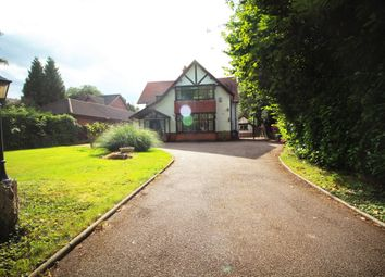 Thumbnail 4 bedroom detached house for sale in Spencefield Lane, Leicester