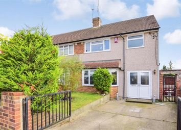 Thumbnail 4 bedroom end terrace house for sale in Plantation Road, Hextable, Kent