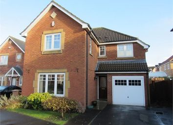 Thumbnail 4 bedroom detached house for sale in Forest Gate, Palmersville, Newcastle Upon Tyne.
