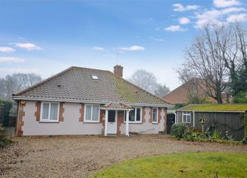 Thumbnail 3 bed detached bungalow for sale in Pinewood Close, Hellesdon, Norwich